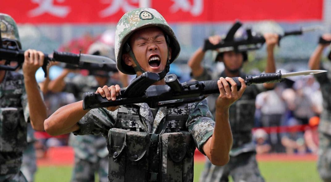 El ejército de la República popular de China anuncia oferta de empleo público